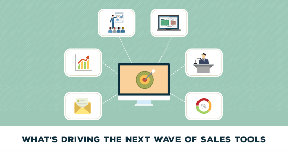 What's Driving the Next Wave of Sales Tools | SalesHandy