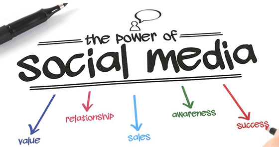 generate leads with social media