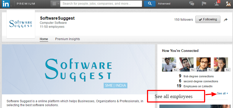 find prospects