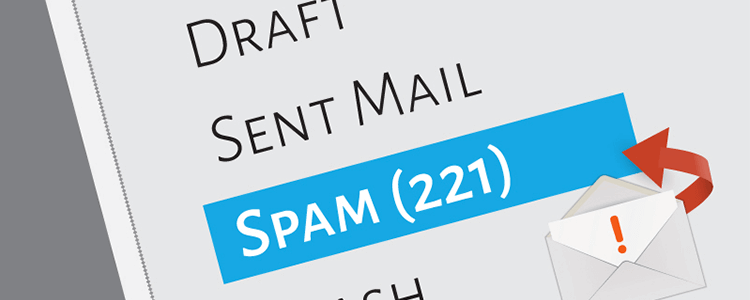 spam email 13 reasons why your emails are landing in spam