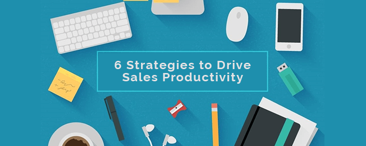 how to drive Sales Productivity