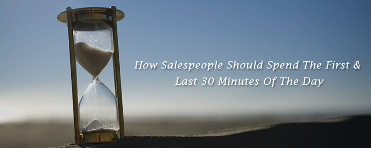 Successful Salespeople