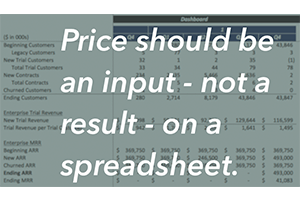 SaaS Pricing Strategy: The 10x Rule