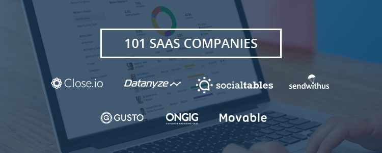List of 101 hand-curated SaaS Companies Performing All-star