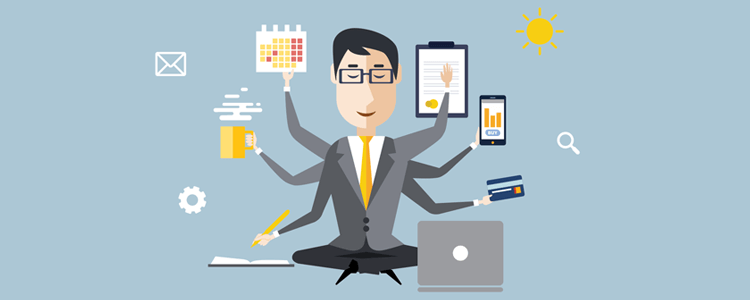 Productivity of Sales Team