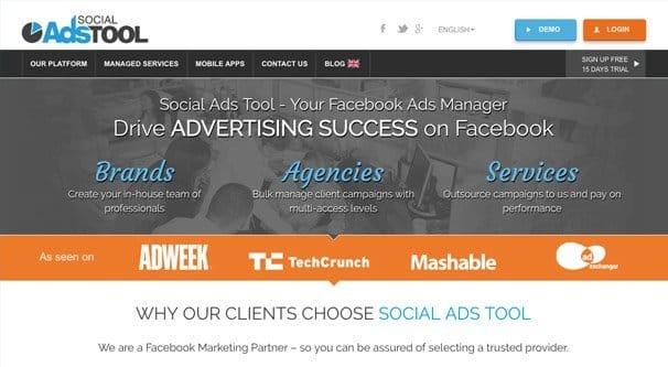 Social-Ads-Tool