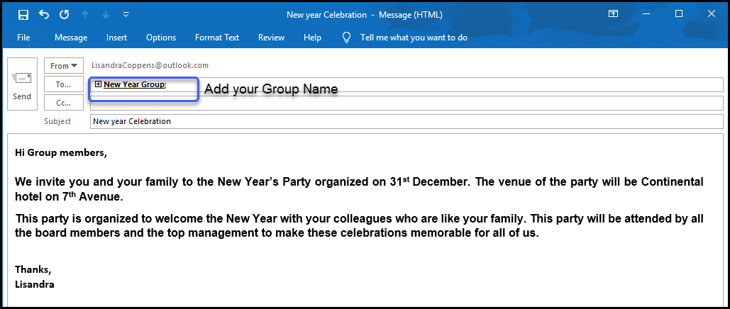1 Create-Group-Email-in-Outlook-Addname