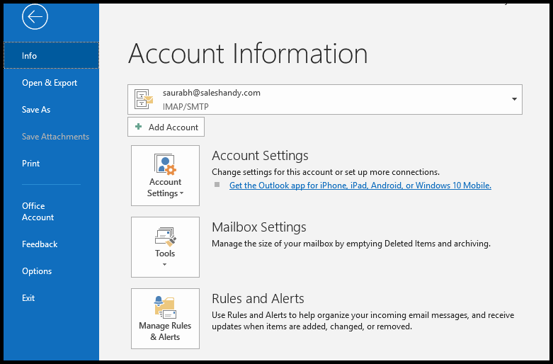 1 Create-Group-Email-in-Outlook-log into Outlook