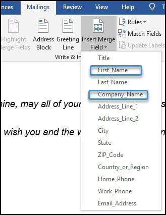 How-to-Send-a-Mass-Email-in-Outlook-merge-tags-word