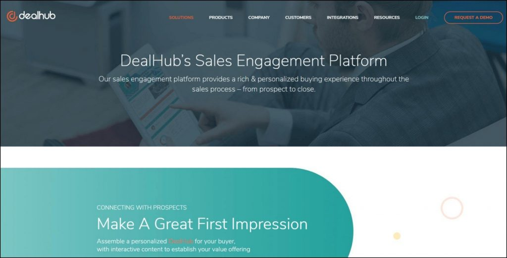 dealhub-home-page