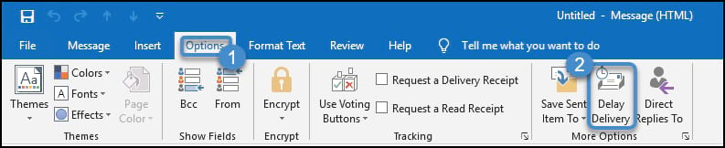 option-delay-delivery-outlook