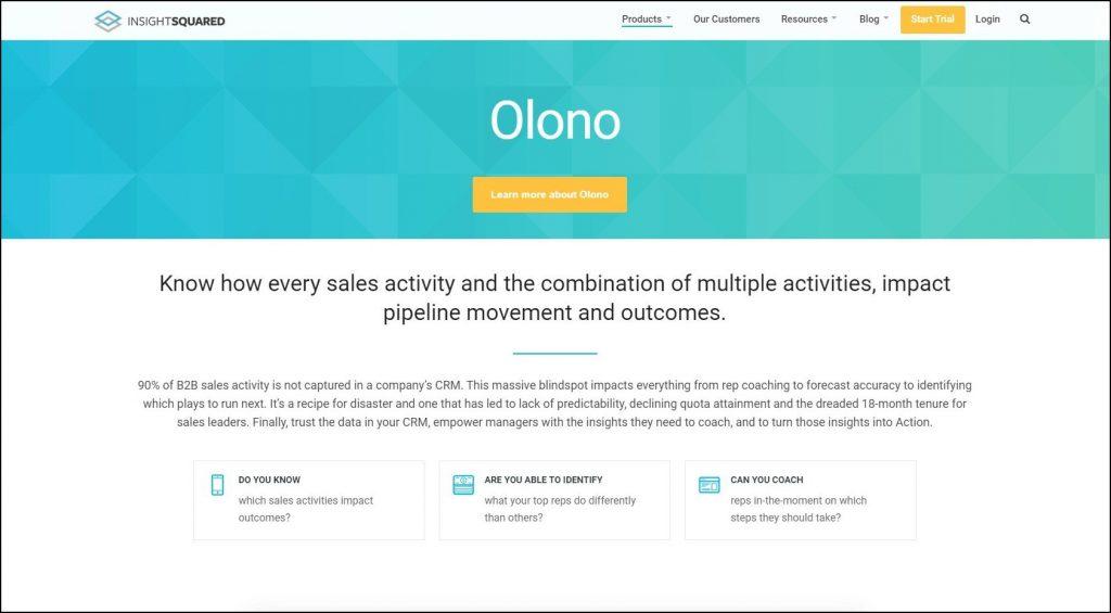 olono-home-page