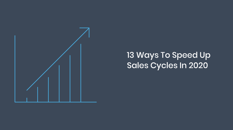 Speed up Sales Cycle