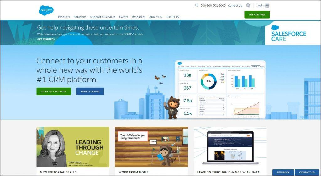Salesforce lead qualification tool