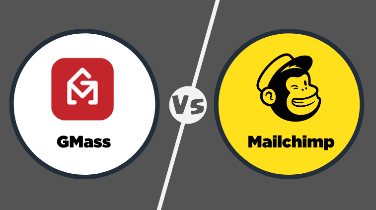 Gmass vs Mailchimp