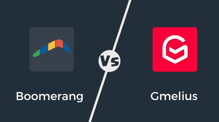 boomerang vs gmelius