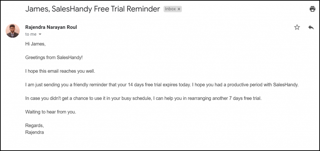 how to remind someone politely through text email sample