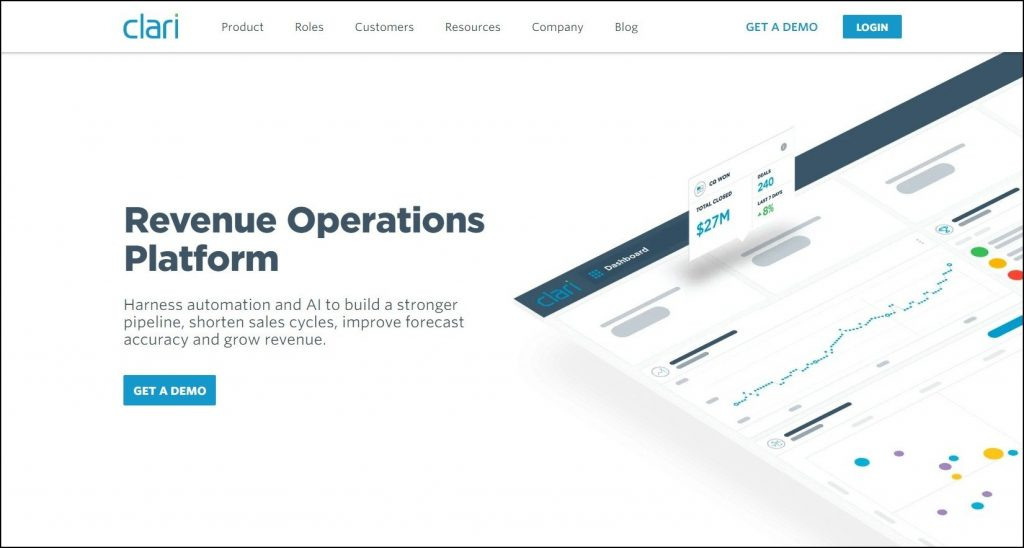 Sales Prospecting Tools- Sales Team Operations- Clari