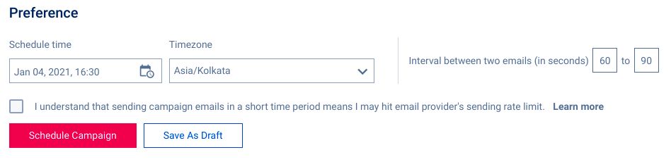 improve email deliverability by timing emails