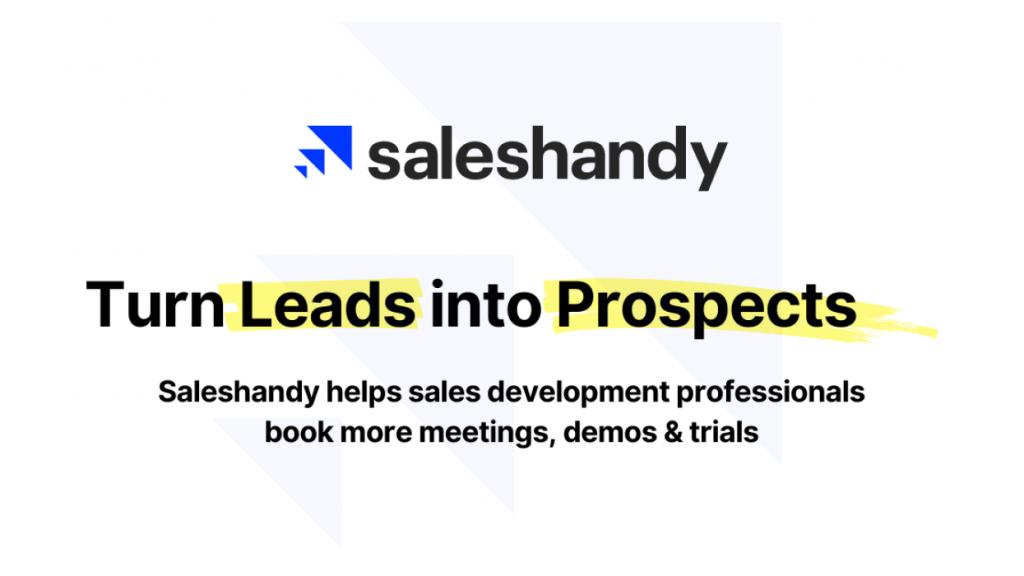 Saleshandy 3.0 Beta is Open