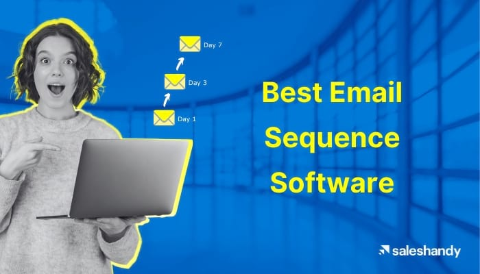 Email sequence software