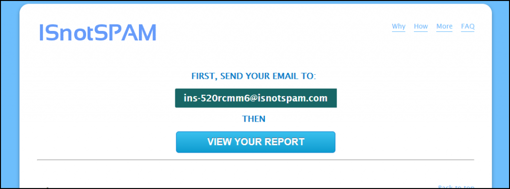 email-deliverability-ISnotSPAM